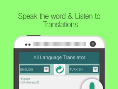 Languages Translator 1.1.4 Screenshot