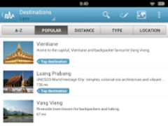 Laos Travel Guide by Triposo 4.4.1 Screenshot