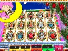 Las vegas casino slots: Free merry chrismas game! 1.0 Screenshot
