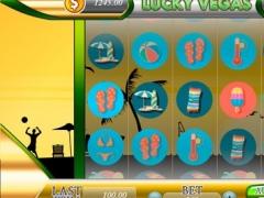 Las Vegas Slots Golden Sand - Gambler Slots Game 3.0 Screenshot