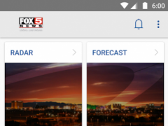 Las Vegas Weather Radar-FOX5 4.27.0.10 Screenshot