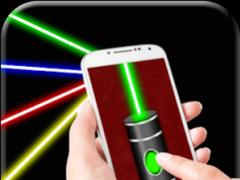 Laser Flash Light Fun 1.1 Screenshot