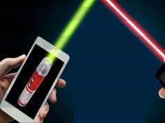 Laser light 1.0 Screenshot