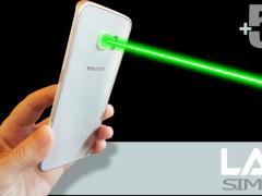 app simulated laser pointer 2.0.1 Screenshot