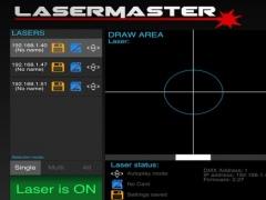 LaserMaster 1.0.4 Screenshot
