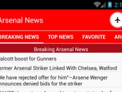 Latest Arsenal News &Transfers 5.6 Screenshot