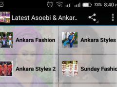 LATEST ASOEBI & ANKARA STYLES 1.0 Screenshot