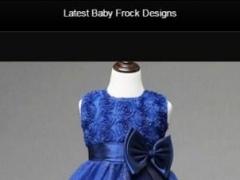 Latest Baby Frock Designs 1.0 Screenshot