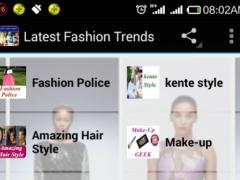 Latest Fashion Trend 1.0 Screenshot