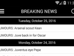 Latest Juventus News 1.1 Screenshot