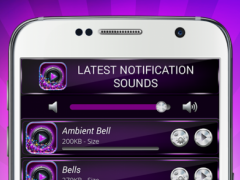Latest Notification Sounds 1.0.3 Screenshot