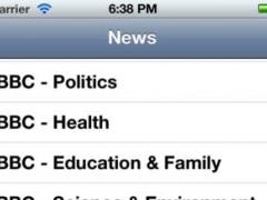 Latest RSS News 1.0 Screenshot