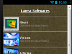Latest Softwares 1.0 Screenshot