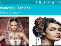 Latest Wedding Fashions Free 1.0 Screenshot