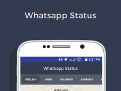 Latest Whatsapp Status 2016 1.0.0 Screenshot
