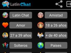 Latin chat apps