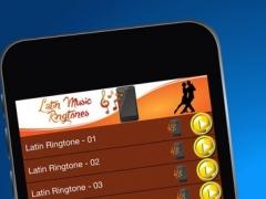 Latin Music Ringtones – Ring.tone Collection Of Rumba Salsa & Reggaeton Tunes & Melodies 1.0 Screenshot