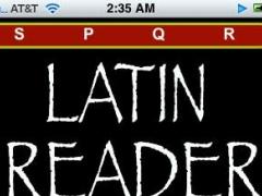 Latin Reader 1.0 Screenshot