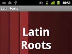 Latin Root Words 3.1 Screenshot