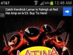 Latina 102.3 FM 3.1 Screenshot