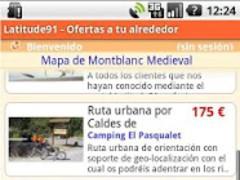 Latitude 91- Deals, promotions 1.1.23 Screenshot