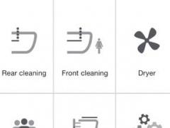LAUFEN CLEANET INTEGRATED 1.0 Screenshot