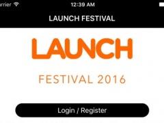 LAUNCH Festival 2016 3.0.9 Screenshot