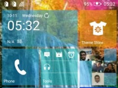 Review Screenshot - Give Your Android Home Screen a Complete Makeover