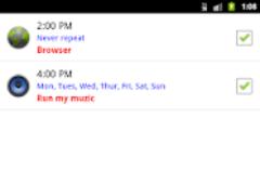 Launcher Alarms 1.0.2 Screenshot
