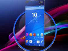 Launcher Theme for Sony Xperia 2.0 Screenshot