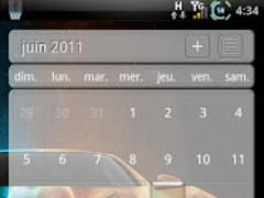LauncherPro Mini Skin 1.0 Screenshot