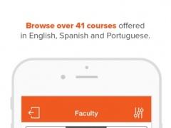 Laureate Faculty 1.1.0 Screenshot
