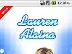 Lauren Alaina - Official 1.2 Screenshot