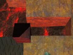 Lava Ball 3D Free 2.1 Screenshot