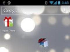Lava Pool Live Wallpaper 1.1.0 Screenshot