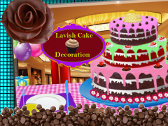 Lavish Cake Decoration 1.0 Screenshot