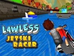 Lawless Jetski Racer (3d Stunt Race Games) 1.0 Screenshot