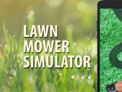 Lawn Mower Green Simulator 1.1 Screenshot