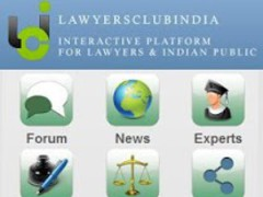 Lawyersclubindia 1.0 Screenshot