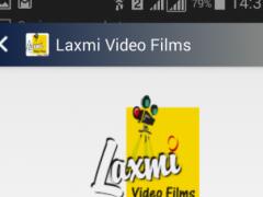 Laxmi Video Films 1.6 Screenshot