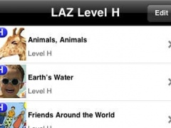 LAZ Level H Library 1.4 Screenshot