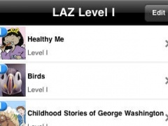 LAZ Level I Library 1.4 Screenshot