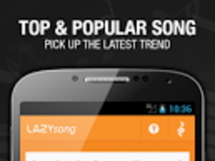 LAZYsong - download free mp3 1.0 Screenshot