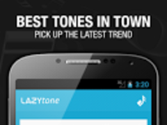 LAZYtone - get free ringtones 1.0.2 Screenshot