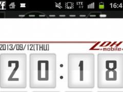 LDH mobile Clock 6.0 Screenshot