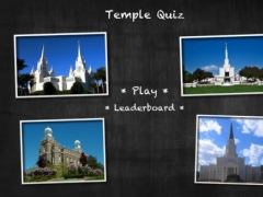 LDS Temple Quiz for iPad 1.10 Screenshot