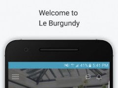 Le Burgundy Paris  Screenshot