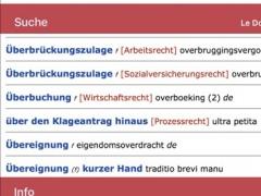 Le Docte Dutch-German 1.1 Screenshot