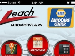Leach Automotive 1.1 Screenshot