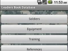 Leaders Book Database 1.1.2 Screenshot